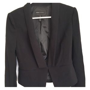 Max Mara tuxedo blazer